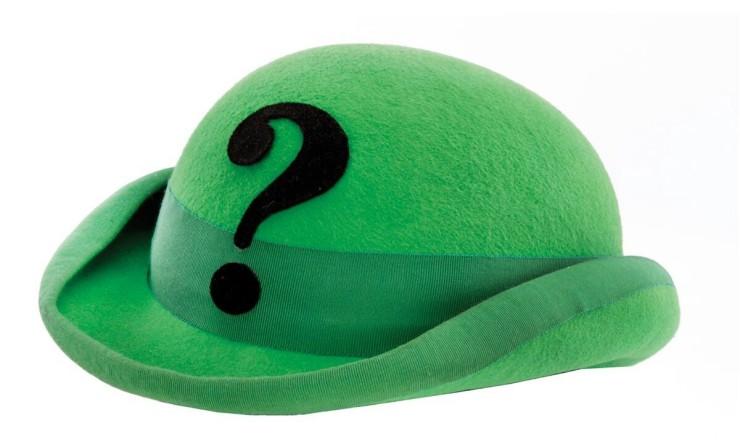 riddlers-hat
